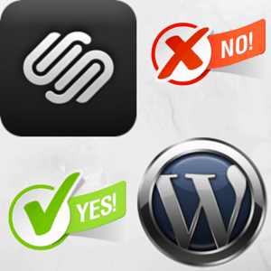 Moving from SquareSpace to WordPress